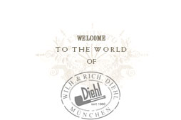 WELCOME TO THE WORLD OF DIEHL